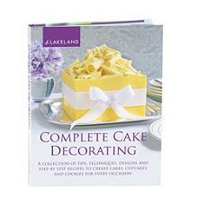 Lakeland Decorating Cakes Book