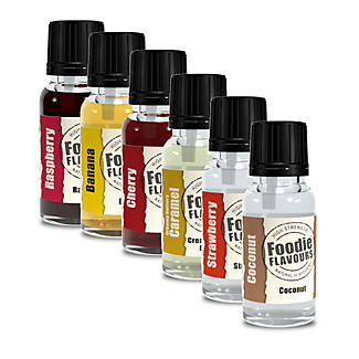 Foodie Flavours Natural Flavouring - Raspberry 15ml alt image 2