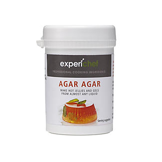 Experichef Agar Agar - Vegetarian Alternative To Gelatine 50g