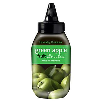 Devilishly Delicious Apple Coulis