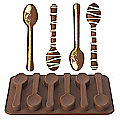 Silicone Mini Chocolate Spoons Mould