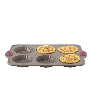 Lakeland Silicone 6 Hole Tartlet Pan