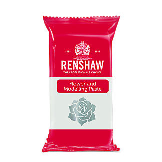 Renshaw Flower and Modelling Icing Paste - 250g White