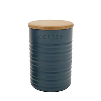 Typhoon® Ripple Coffee Canister – Slate
