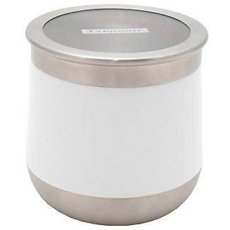 Typhoon® Novo Small Storage Canister – White