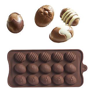 Mini Egg Chocolate Mould