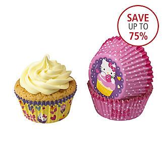 Hello Kitty Cupcake Cases