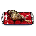 Pyramid Pan Roast Chicken Trivet & Fat Drainer