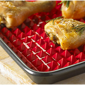 Pyramid Pan Roast Chicken Trivet & Fat Drainer alt image 2