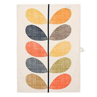 Orla Kiely Multi Stem Cotton Tea Towel