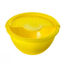 Microwave Cookware - Yellow Egg Poacher