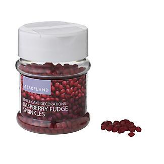 Lakeland Raspberry Fudge Sprinkles