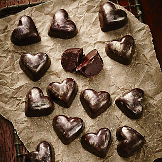 21 Hearts Chocolatier Artisan Chocolate Mould alt image 2
