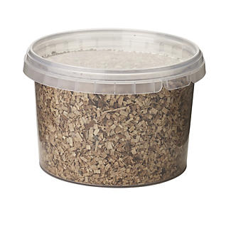 Food Smoker Wood Chips - Hickory 500ml
