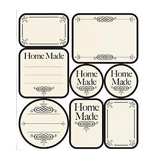 24 Kilner® Home-Made Labels