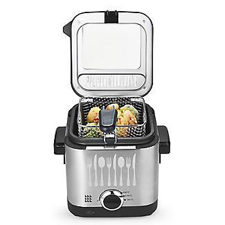 1.5L Compact Deep Fat Chip Fryer
