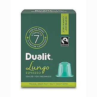 Dualit® NX® 10 Coffee Pods - Strength 7 - Lungo Americano Capsules