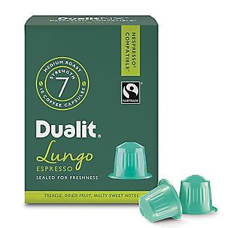 10 Dualit NX Kaffeekapseln - Stärke 7 Lungo Americano alt image 2