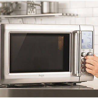 Heston The Quick Touch Microwave 1100w