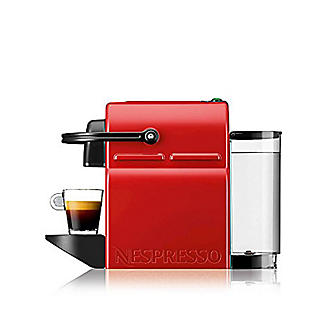 Krups® Nespresso® Red Inissia Coffee Pod Machine alt image 2