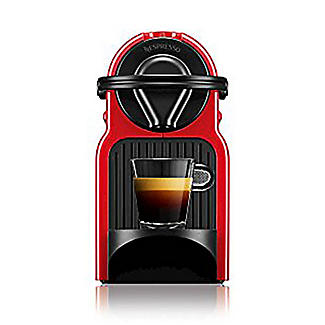 Krups® Nespresso® Red Inissia Coffee Pod Machine alt image 3