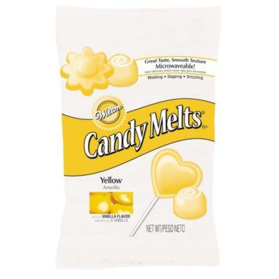 Wilton Yellow Candy Melts 340g Lakeland