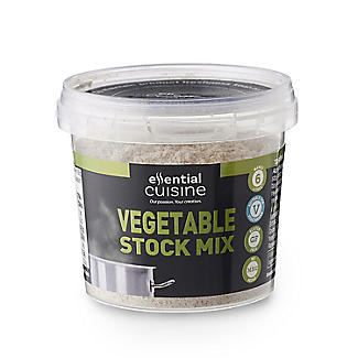Essential Cuisine Vegetable Stock Powder Mix 96g