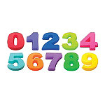 Numbers Silicone Cake Moulds - Numbers 0-9