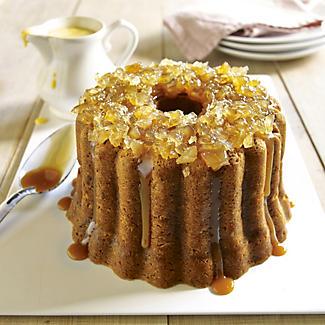 Fluted Ring Cake Pan alt image 2