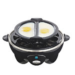 Lakeland Eierkocher mit Omelette/Pochier-Funktion
