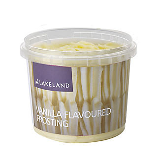 Lakeland Ready Made Cake Frosting - 350g Vanilla Flavour