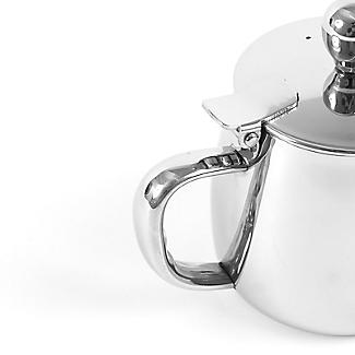 12oz Stainless Steel Tea Pot alt image 3