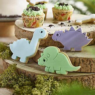 3D Dinosaur Cookie Cutters alt image 2