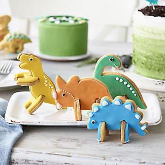 3D Dinosaur Cookie Cutters alt image 3
