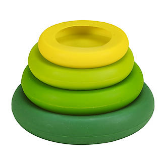 4 Silicone Food Fruit & Vegetable Huggers  alt image 4