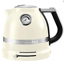 KitchenAid Artisan 1.5L Kettle Almond Cream 5KEK1522BAC