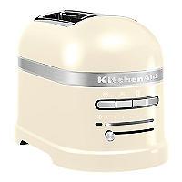 KitchenAid Artisan 2 Slice Toaster Almond Cream 5KMT2204BAC