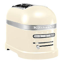 KitchenAid Artisan 2 Slice Toaster Almond Cream 5KMT2204BAC