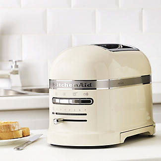 KitchenAid Artisan 2 Slice Toaster Almond Cream 5KMT2204BAC alt image 2