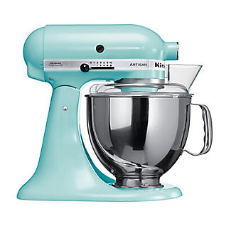 KitchenAid® Artisan® 4.8L Stand Mixer Ice Blue KSM150PSBIC
