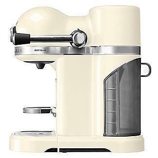 Kitchenaid Artisan Nespresso Coffee Machine Cream
