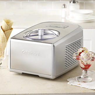 Cuisinart® ICE100BCU Gelato & Eismaschine 150 W, 1,5 Ltr alt image 2