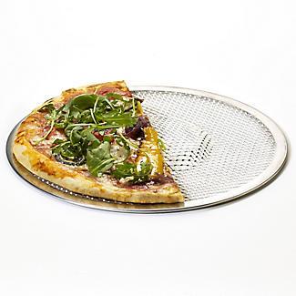 Perforated Mesh Fresh & Frozen Pizza Crisper Oven Tray