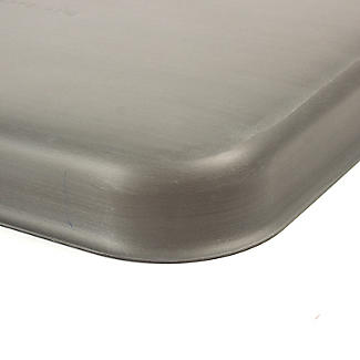 Hard Anodised Shallow Roasting Tin 37 x 26cm alt image 5
