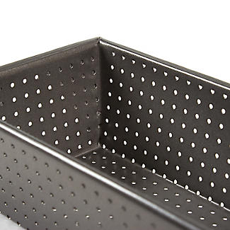 Perfobake Perforated 2lb Loaf Tin alt image 2