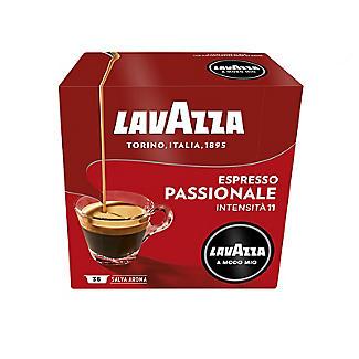 Lavazza A Modo Mio Espresso Passionale Coffee Capsules  - Pack of 16 alt image 2
