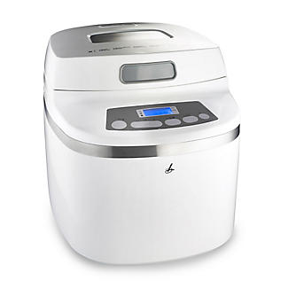 Small Space Bread Maker White - 2 Loaf