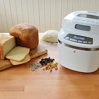 Lakeland Small Space Bread Maker White - 2 Loaf Sizes alt image 3