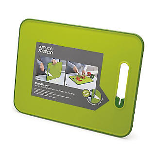 Joseph Joseph Slice and Sharpen Chopping Board alt image 5