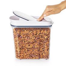 Oxo Good Grips® Pop-Behälter für Müsli, 3,2Liter